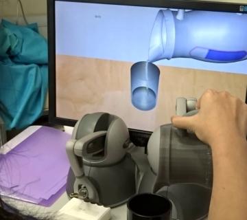 VR Haptic Rehab